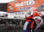 Hooters Suzuki AMA Superbike