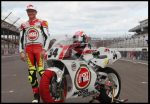 Kevin Schwantz at Indy 2009