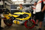 King Kenny Roberts with CHR