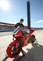 Erion Racing at Fontana Test