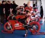 Scott Russell HMC Ducati