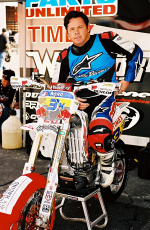 Jeff Ward AMA Super Moto Champion