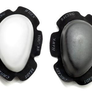Knee Sliders Black and White