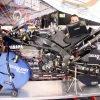Bostrom bike at Road Atlanta - Chicken Wheel Wraps